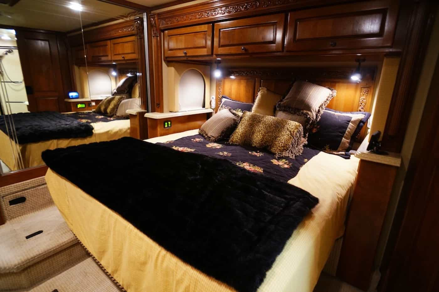 RV Bedroom Remodel Near Me