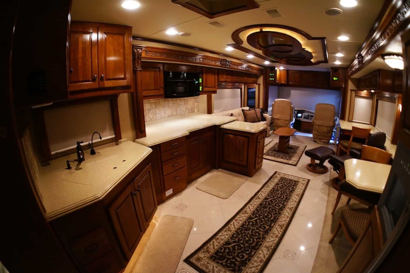 RV Interior Remodeling Near Me