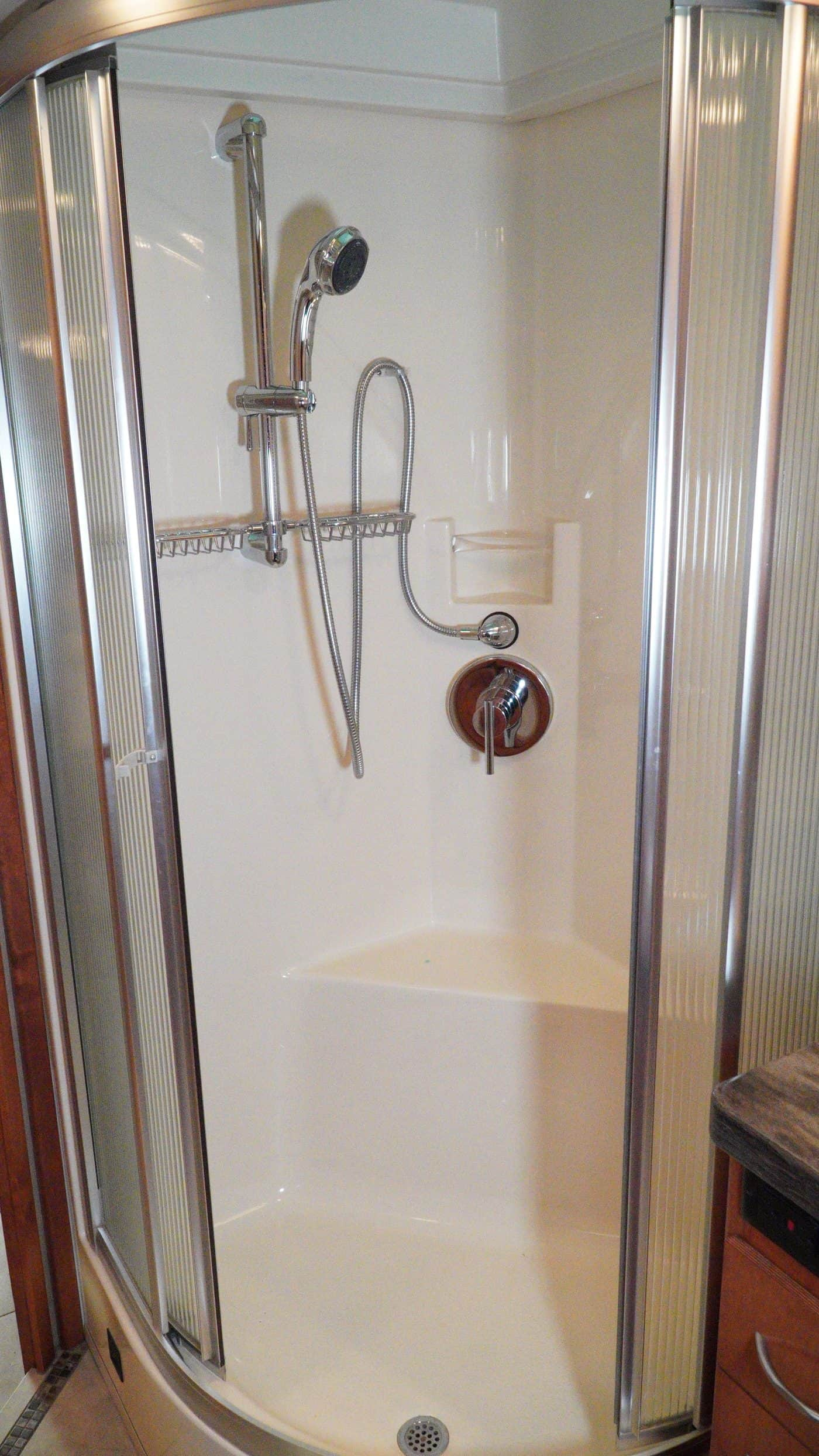 RV Shower Upgrade And Repair Near Me
